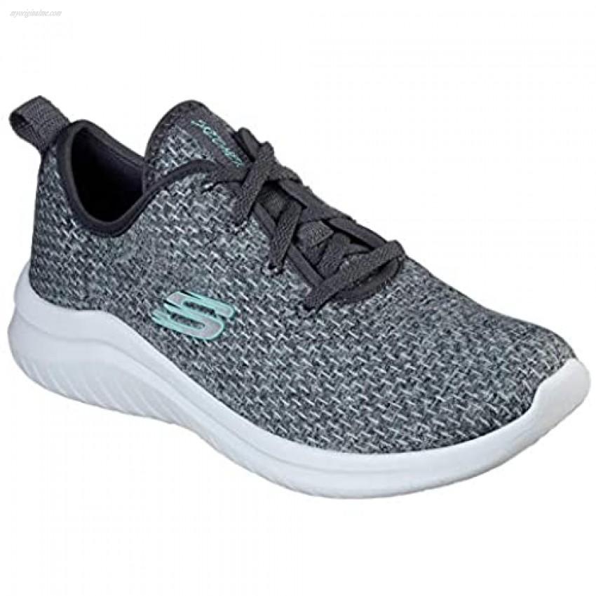 Skechers Womens Ultra Flex 2.0 - Comfy Bright Sneaker