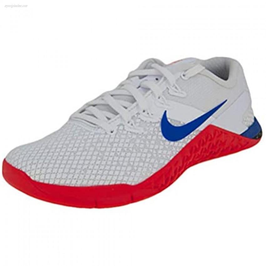 Nike Metcon 4 XD White/Racer Blue/Flash Crimson/Sail 8 M