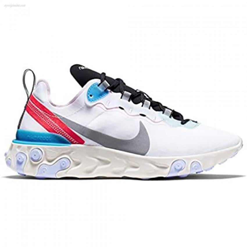 Nike W React Element 55 Womens Ck4462-100 Size 6.5