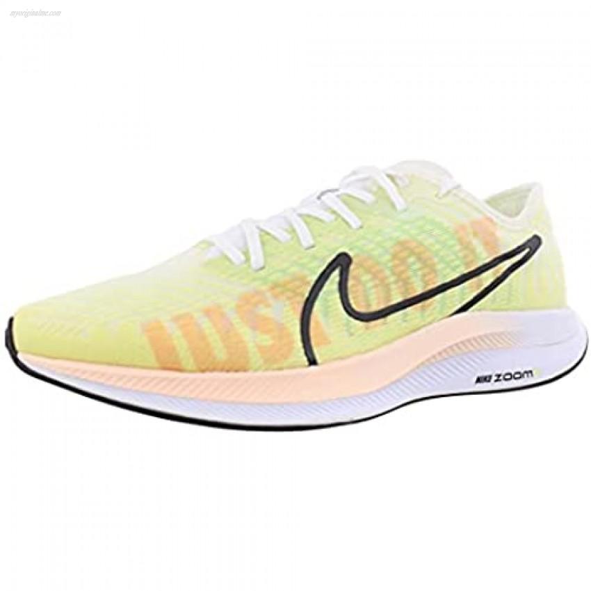 Nike W Zoom Pegasus Turbo 2 Rise [BV1134-300] Women Running Shoes Luminous Green/US 11.0