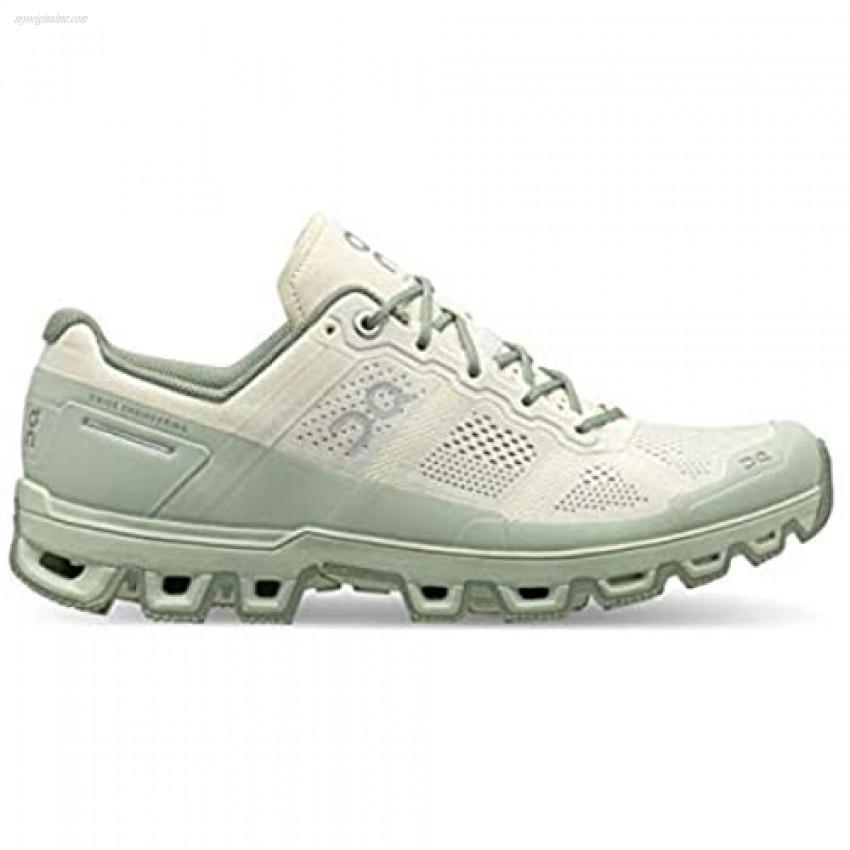 ON Running Women Cloudventure - White/Moss