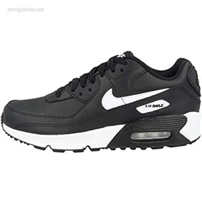 Nike Air Max '90 LTR GS Kids Black/White CD6864-010