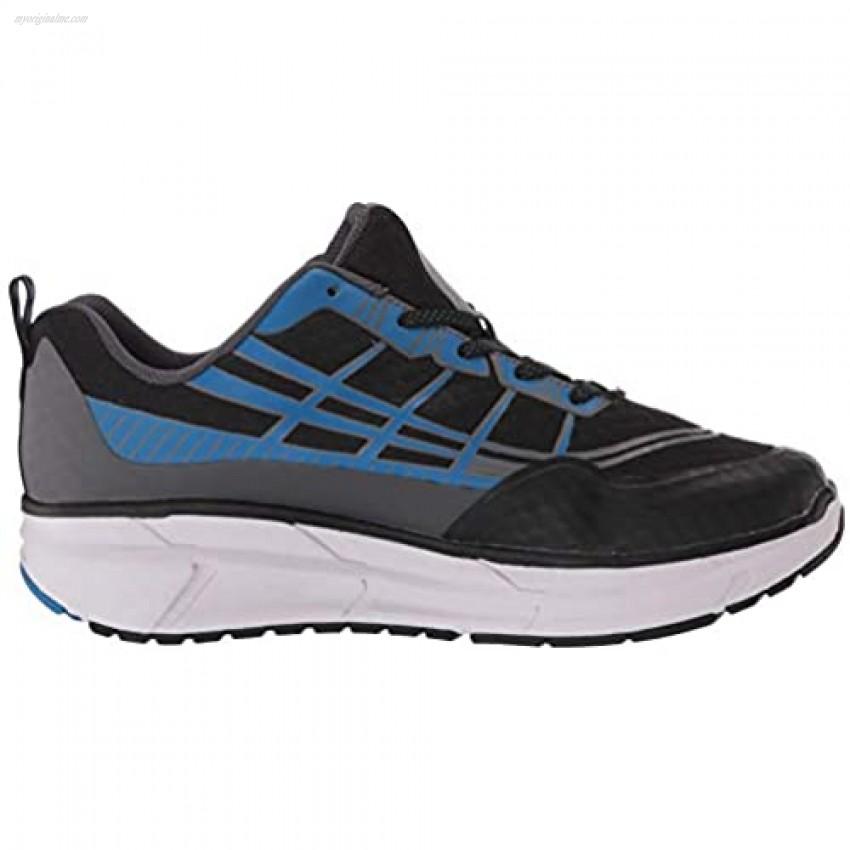 PropÃt mens PropÃt Ultra Sneaker Black/Blue 13 Wide US