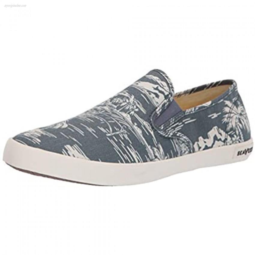 SeaVees Men's Baja Slip on Beachcomber Sneaker