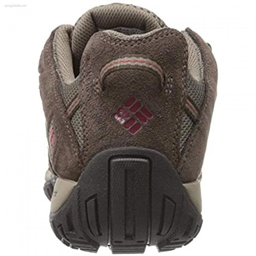Columbia Men's REDMOND WATERPROOF Wide Hiking Shoe