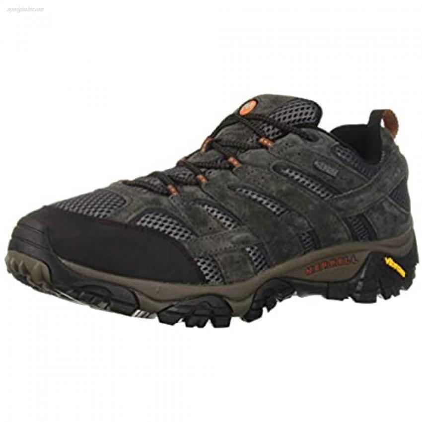 Merrell mens Moab 2 Wp hiking shoes Beluga