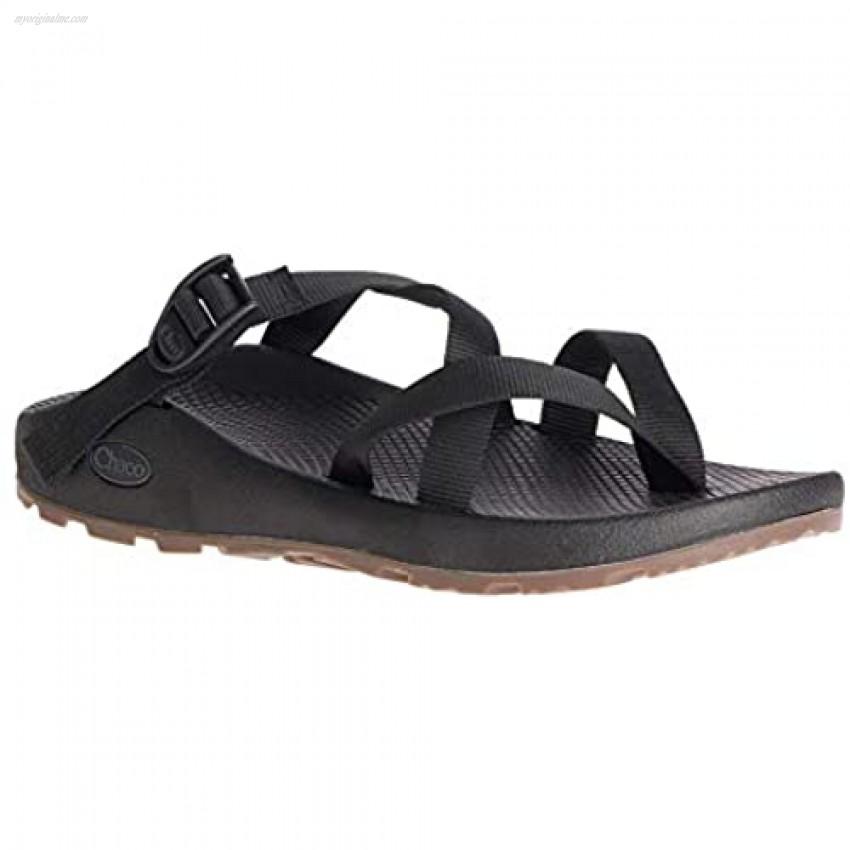 Chaco Men's Tegu 30th Anniversary Sport Sandal Solid Black 13 M US