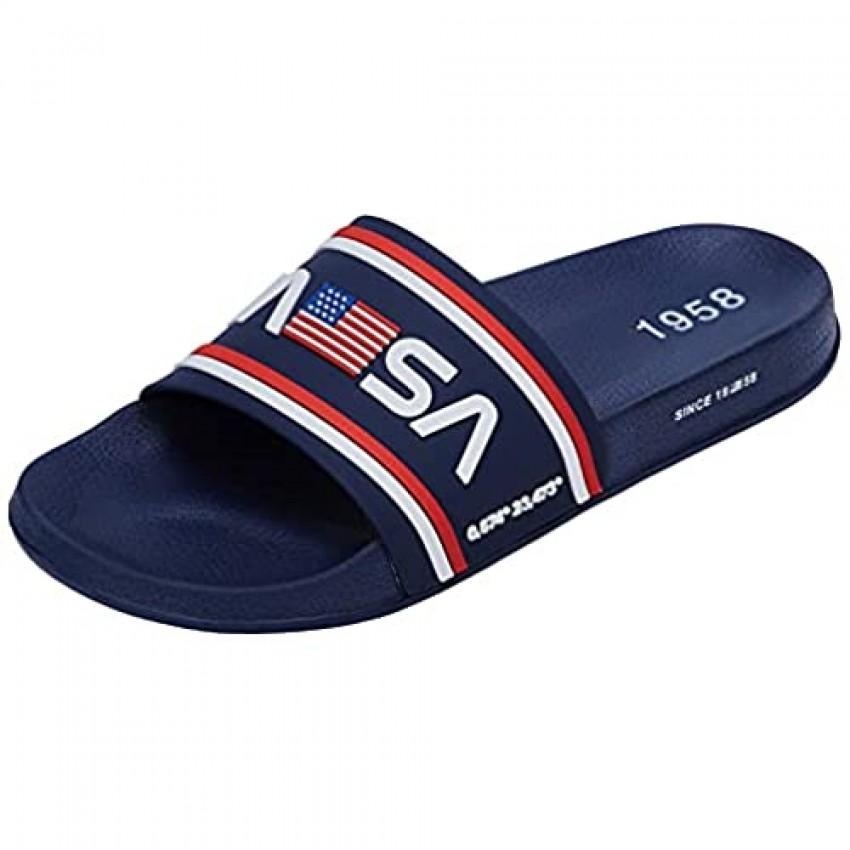 Men's Athletic Shower Slide Sandal