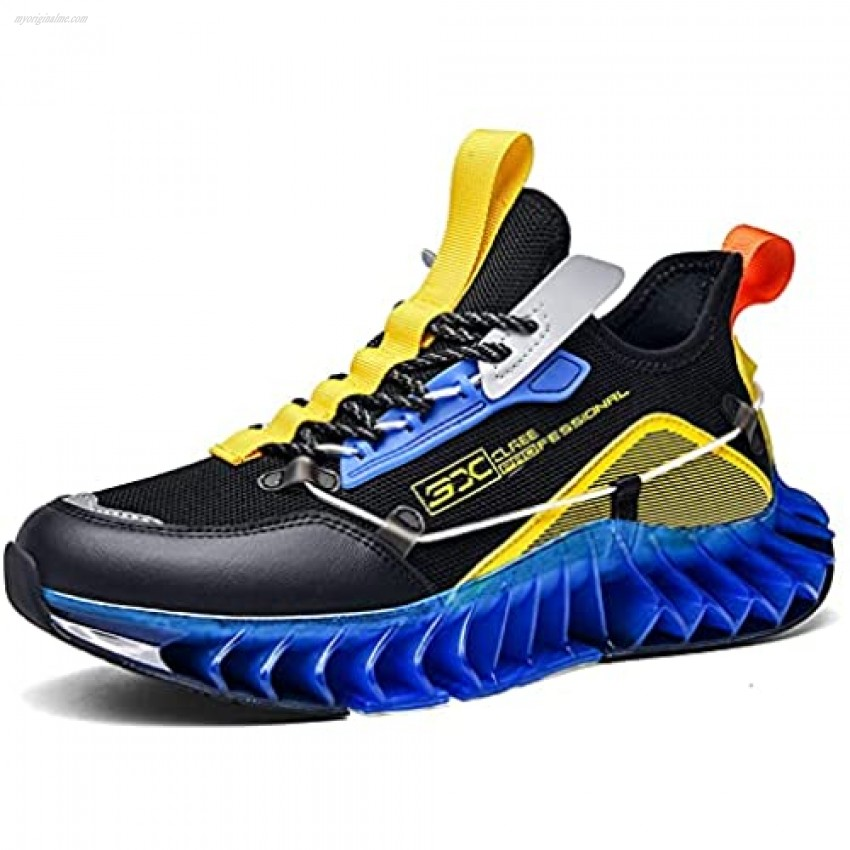 Besroad Sports Athletic Running Shoes Casual Fashion Sneakers Walking Shoes for Men