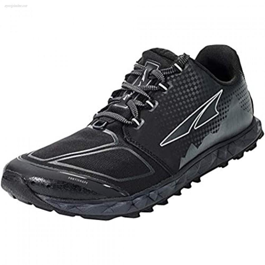 ALTRA Men's AL0A4VQB Superior 4.5 Trail Running Shoe