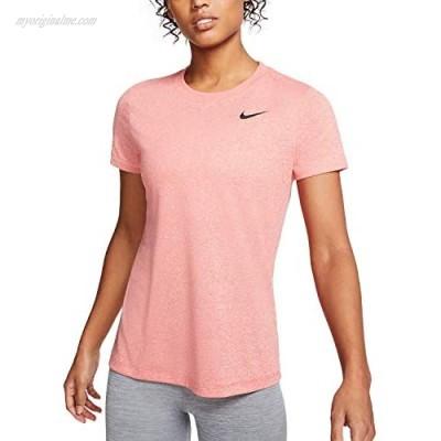 Nike Women's Dry Legend Training T-Shirts Gum Large