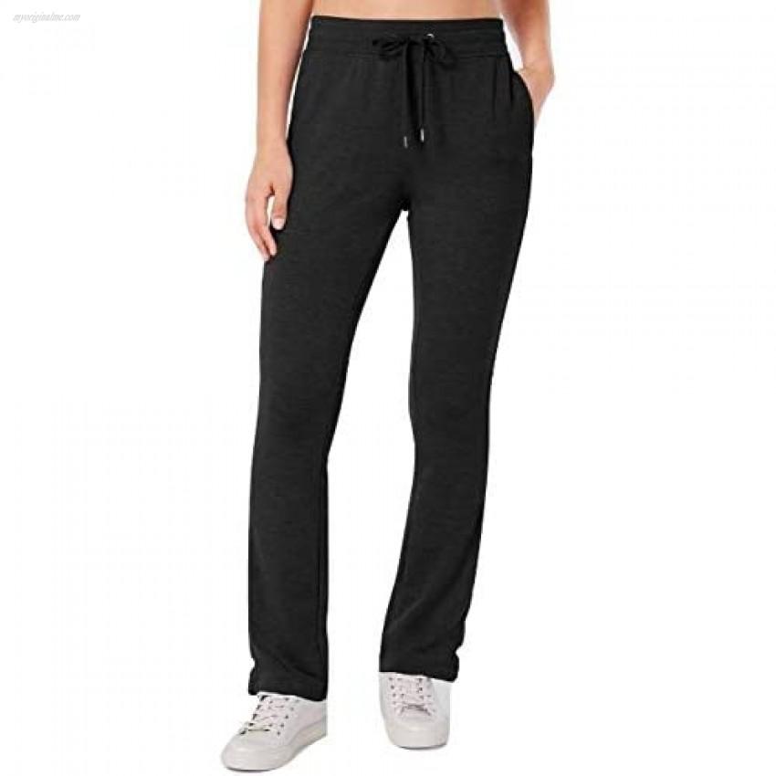 Ideology Snap Sweat Pant Black Size Medium