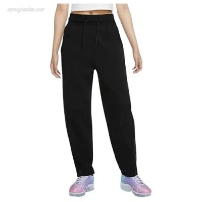 Nike Women's Sportswear Tech Fleece Sweatpants Pants Size Small Black