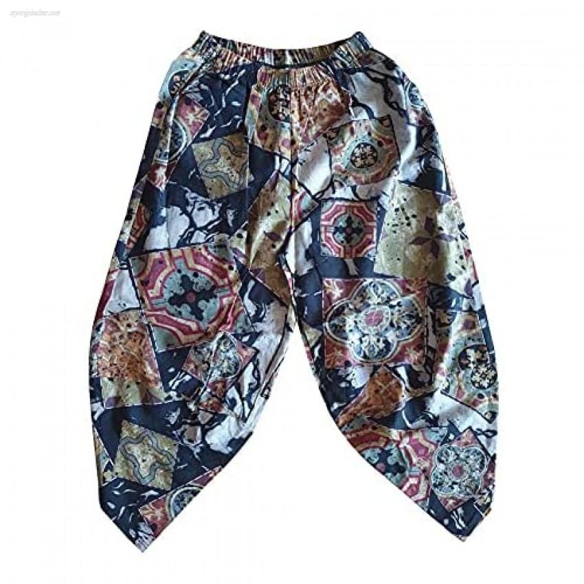 TheLaim Pants Yoga Pants for Woman Comfortable Fit and Active Maya Beach Pants