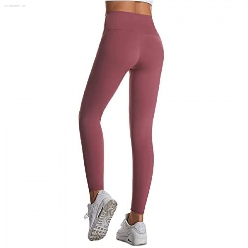 Workout Leggings for Women Squat Proof High Waisted Yoga Pants 4 Way Stretch