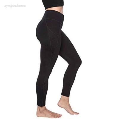 Bellefit High Waist Tummy Control Thigh Slimming Shaper Bike Shorts Black