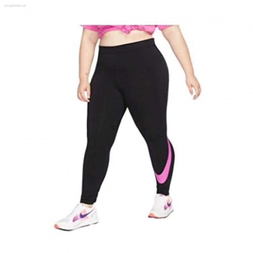 Nike Women's Plus Size Leg-A-See Leggings