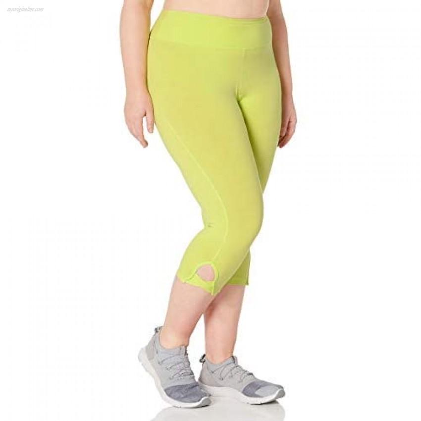 Rainbeau Curves Women's Plus-Size Lilia Capri Legging