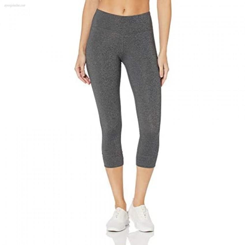 Reebok Women's Lux 3/4 Workout Tights