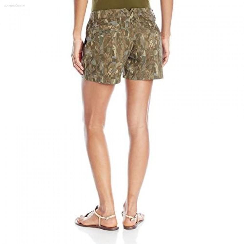 Columbia Women's Kenzie Cove Printed Shorts